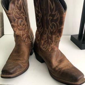 Larado - Breakout Cowboy Boots - Brown - 9D